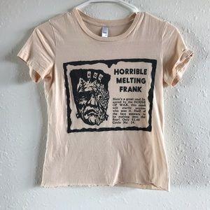 Tops - Horrible Melting Frank Shirt